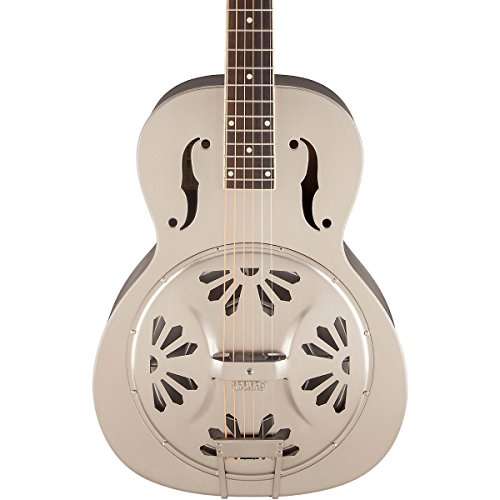Round Neck Resonator Guitar - 2