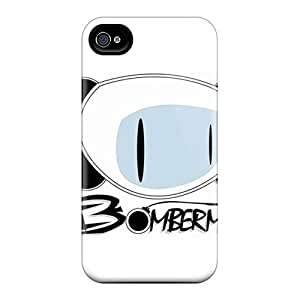 Case Cover Logo Bomber/ Fashionable Case For Iphone 4/4s by runtopwell