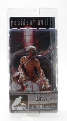 Resident Evil Anniversary Series 2 Licker Action Figure NECA