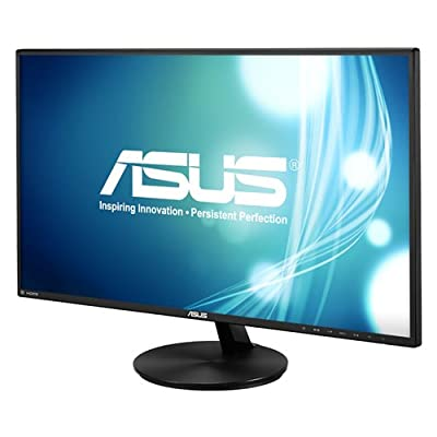 "ASUS VN279QL 27"" Full HD 1920x1080 DisplayPort HDMI VGA Ergonomic Back-lit LED Monitor"