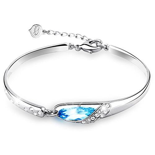 Swarovski Crystal Bangle (T400 Jewelers