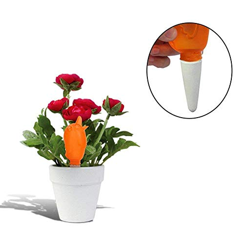 ※※ Automatic Watering System Drippers, 6PCS Saving Water Automatic Irrigation Equipment Set for Flower Bed, Patio, Lawn,Garden