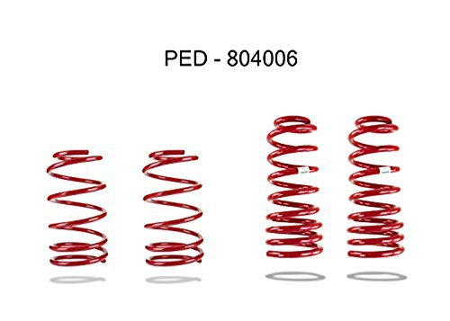 Pedders Suspension Super Low Spring Kit for Pontiac G8 2008-2009
