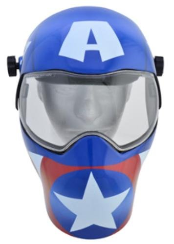 Captain America Helmet For Sale - 1