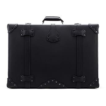 Saddleback Leather Large Suitcase in Carbon