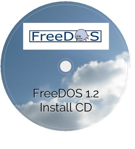 FreeDOS 1 2 Complete DOS Operating System Open Source