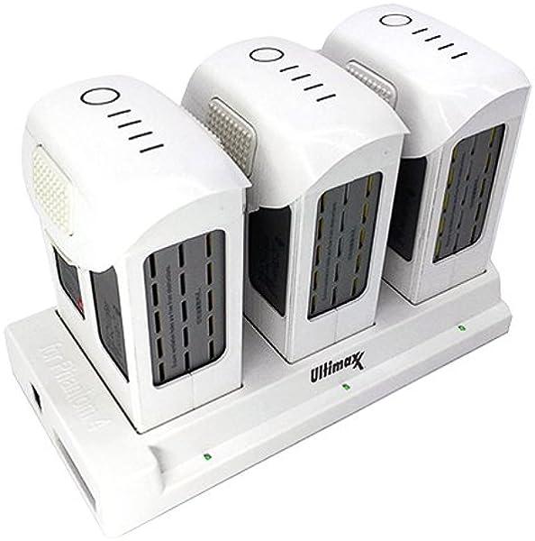 Multi Battery Charging Hub Intelligent Battery Charger For DJI Phantom4 EH