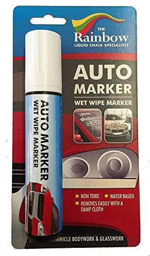 Auto Writer Car Paint Marker - All Surfaces,