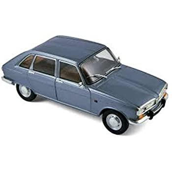 1968 Renault 16 Cobalt Blue Metallic 1/18 by Norev 185132