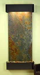Adagio IFS1504 Inspiration Falls - Rajah Natural Slate Wall Fountain