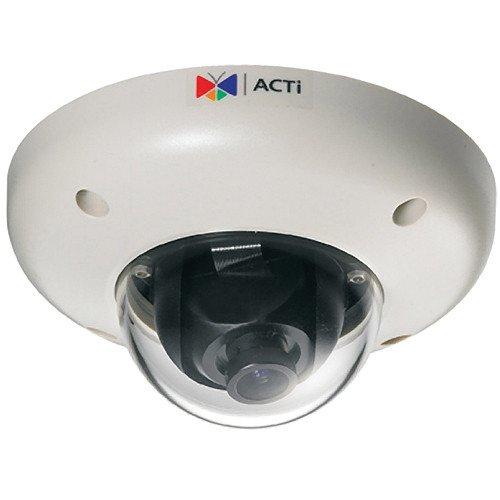 ACTi Network Camera - Color, Monochrome - Board Mount ACM3701E