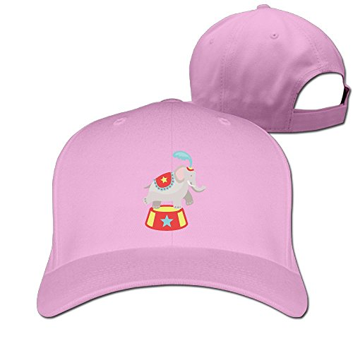 Sandwich Peaked Cap 100% Cotton Circus Elephant Personalized Style Hats New Design Cool (Elephant Tamer Costume)