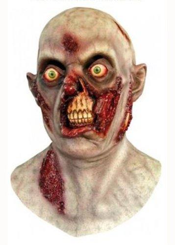 Struts Fancy Dress Adult Deluxe Halloween Zombie Mask