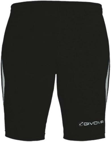 TALLA M. Givova Running Short - Pantaloncitos Cortos Unisex Adulto