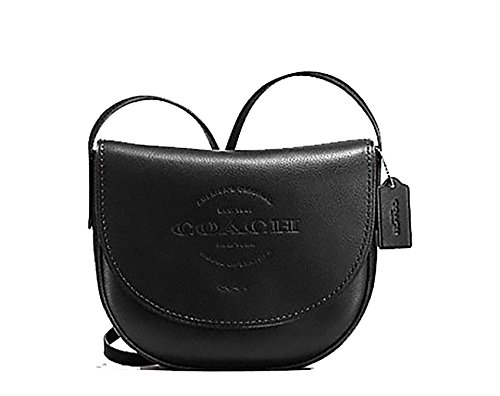 Coach Hudson Leather Crossbody Purse - #F59723 by Coach