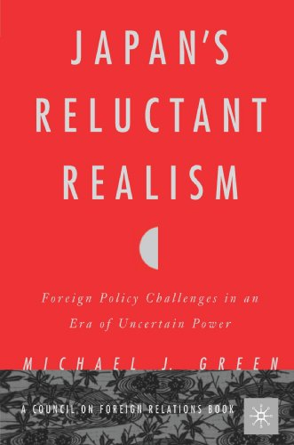Japan's Reluctant Realism: Foreign Policy Challenges in an Era of Uncertain Power