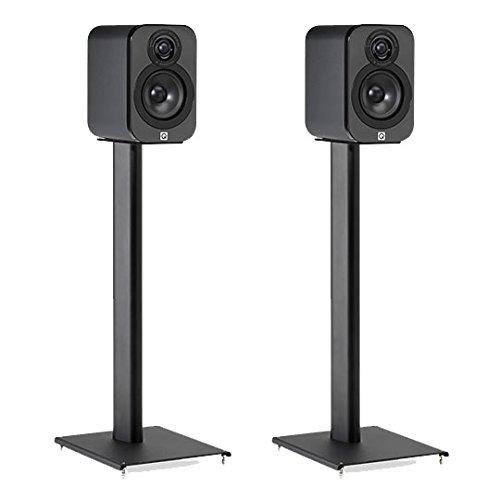 Q Acoustics 3000 Series Black Speaker Stand Pair ()