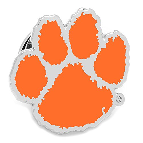 NCAA Clemson University Tigers Lapel Pin, Officially Licensed ()