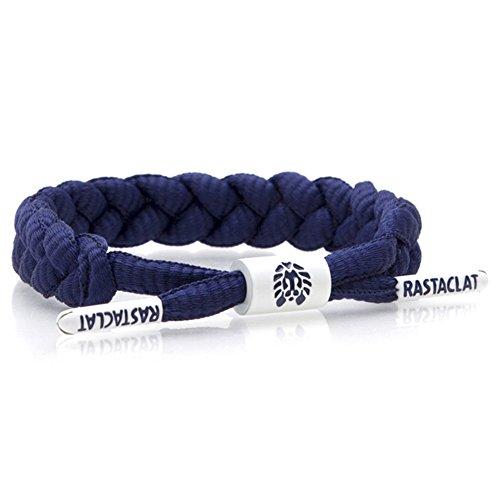 Rastaclat Indigo Navy Classic Shoelace Bracelet