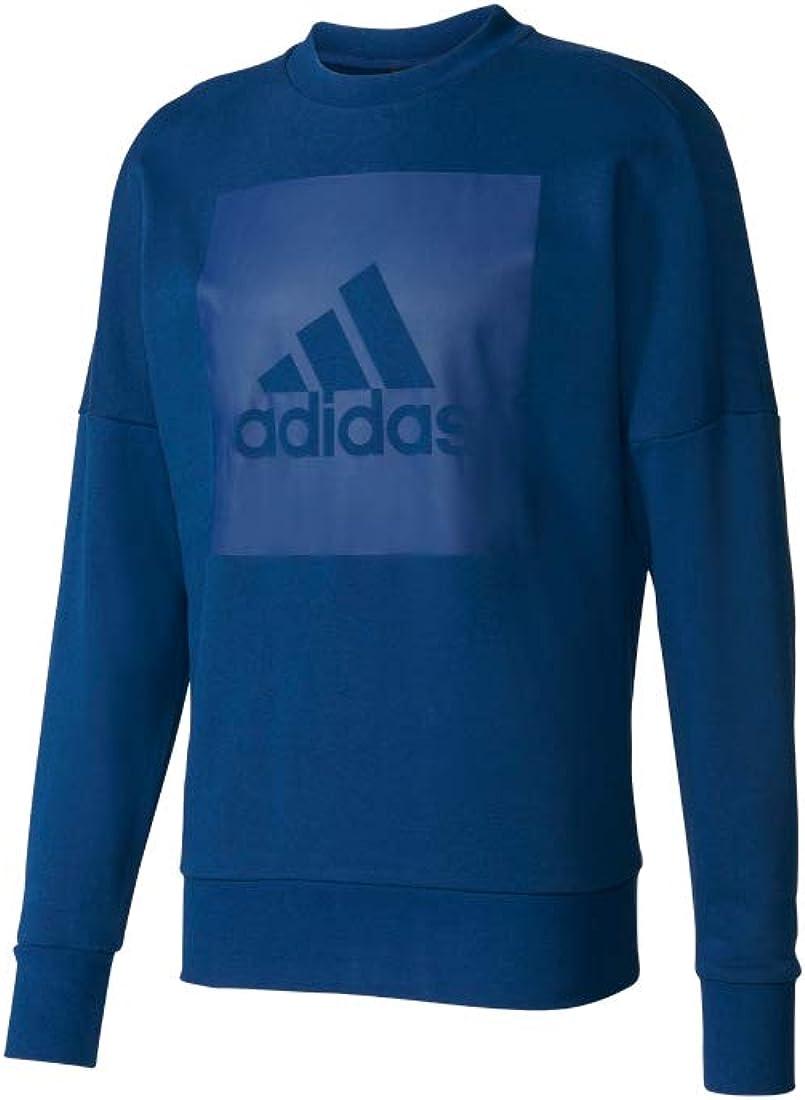 adidas Sid Brandedcrew, Sweatshirt Blau