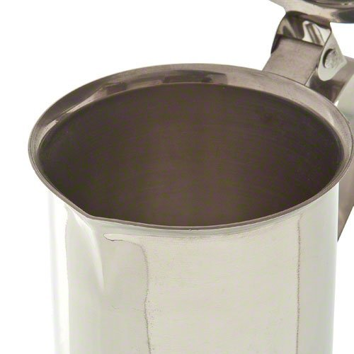 Stainless Steel Sugar-Creamer Table Top Server - 10 Ounce Capacity by Pride Of India by Pride Of India (Image #2)