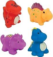 Bichinhos para Banho Dino, Buba, Colorido