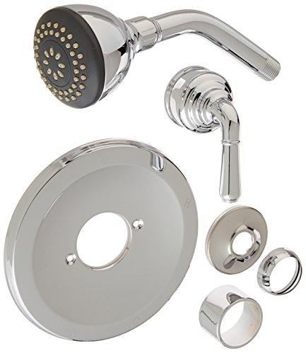 Huntington Brass (Huntington Brass 63610-01 Single-Handle Shower Faucet, Chrome)