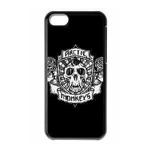 iPhone 5C Phone Cases Black Arctic Monkeys MN3395821