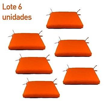 Cojines para exterior sala de jardn sofa con palets para - Cojines sillas exterior ...