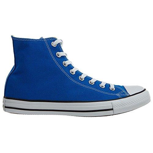 Converse Unisex Chuck Taylor All Star Hallo-Spitze Schuhe Steigen Sie Blau