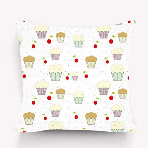 YILINGER Throw Pillow Cushion Cover, Simple Modern Design, 18