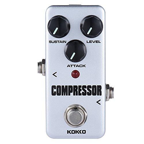 ammoon Compressor Portable Guitar Effect