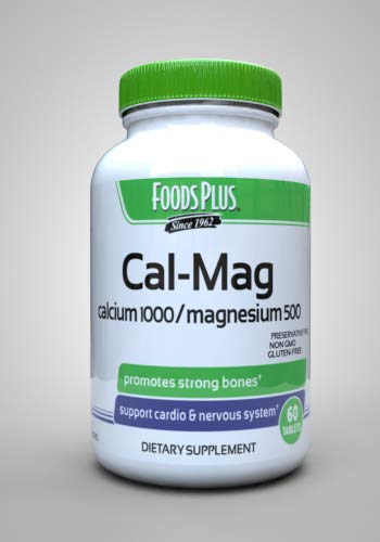 Cal-Mag Formula Provides You with Calcium Carbonate and Magnesium Oxide