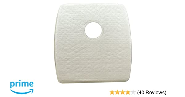 Amazon.com - Bissell Dust Bin Filter for SmartClean Robotic. Replaces OEM# 160-7383 -