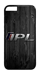iPhone 6 Case, iPhone 6 Cases - Wood Infiniti Ipl Black PC Plastic Bumper Hardshell Snap-on Case for iPhone 6 4.7 Inch