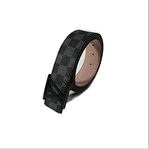 scorpion-1pcs-men-faux-leather-belt-unsex-cloth-accessory-115cm-blackblack