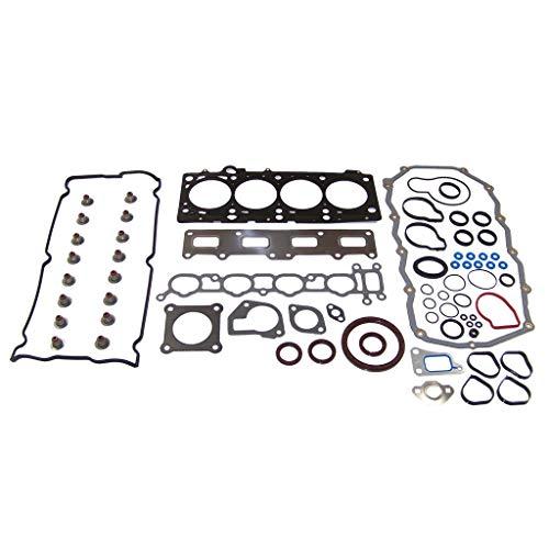 DNJ EK165 Engine Rebuild Kit for 2002-2007 / Chrysler, Dodge/Caravan,  Sebring, Stratus, Voyager / 2 4L / DOHC / L4 / 16V / 148cid / EDZ