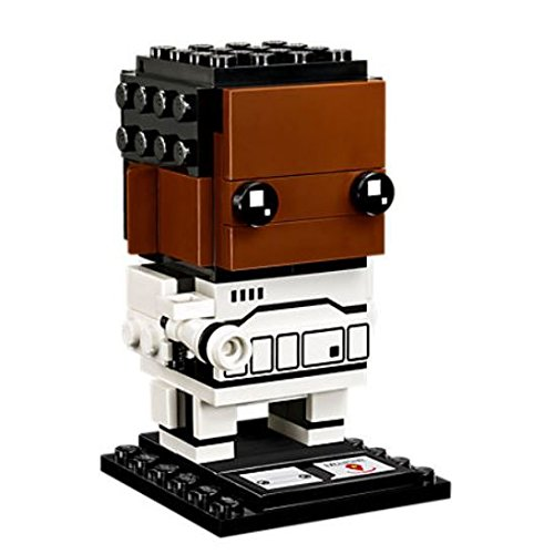 Join the Resistance with a LEGO® BrickHeadz construction character featuring Finn!