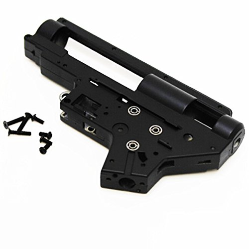 Airsoft Shooting Gear E&C 8mm Bearing AEG M4 AEG Reinforced Gearbox Shell Version 2