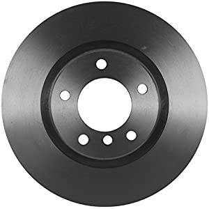 Bosch 15010083 QuietCast Premium Disc Brake Rotor, Front Left