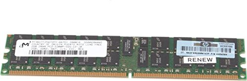 2GB DDR2 PC2-5300 667MHz 240pin ECC Registered CL5 MT36HTF25672PY-667D1