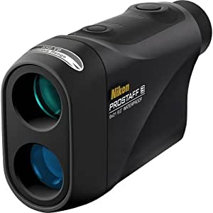 Nikon ProStaff 3 Laser Rangefinder, Black