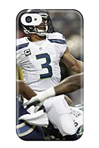 Snap-on Case Designed For Iphone 4/4s- Seattleeahawks