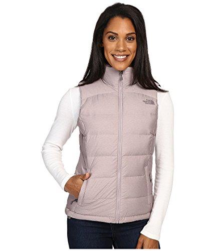 The North Face Women's Nuptse 2 Vest, Quail Grey Heather, MD (The North Face Nuptse 2 Jacket Womens)