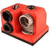 EBERTH 85 Watt Bohrerschärfgerät (3 - 13 mm Metallbohrer, abnehmbares Spannfutter, Diamantscheibe, integrierte Kurvenscheibe)