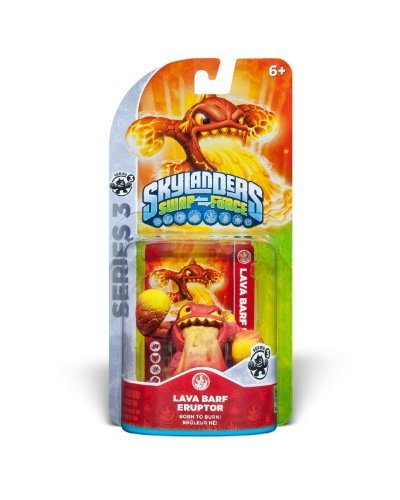 Skylanders Swap Force Single Character Lava Barf Eruptor
