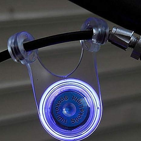 XUBF-CHE, Luz de Bicicleta LED Impermeable Bicicleta Bicicleta ...