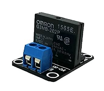 5v 1 channel ssr g3mb 202p solid state relay module 240v 2a output 5v 1 channel ssr g3mb 202p solid state relay module 240v 2a output with resistive sciox Gallery