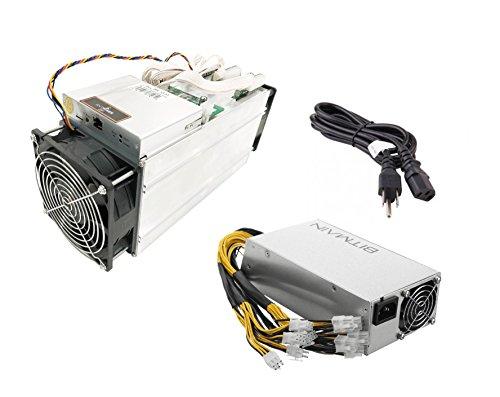 دستگاه استخراج کننده ارز دیجیتالی برند Antminer مدل S9. |