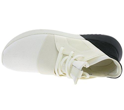 Scarpe Da Ginnastica Adidas Originali Tubolari Donne Ribelle Provocanti Weiß